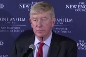 2020 Vision: Meet Bill Weld, Trump's primary challenger
