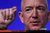 Bezos's personal life made public