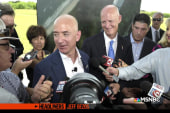 Web Extra: Taking people to space is Jeff Bezos's next big mission