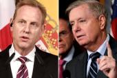 Acting Defense Secretary and Sen. Graham spar over Syria policy