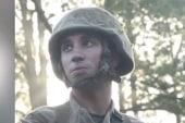 #GoodNewsRUHLES: Cancer survivor becomes Marine