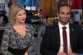 Papadopoulos and wife talk about 'super weird' link to alleged Russian spy