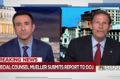 Sen. Blumenthal on Mueller report: 'The facts and evidence here are likely to show a lot of criminality'