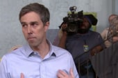 Beto O'Rourke talks about his '90s arrests, while discussing why U.S. should end cash for bail system