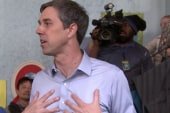 O'Rourke discusses 1990s arrests at South Carolina campaign stop