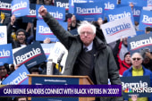 Bernie Sanders' Second Act as Frontrunner