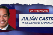 Julian Castro: I think a president should be indictable