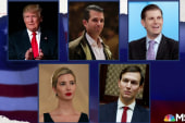 Trump children not being questioned by Mueller scrutinized