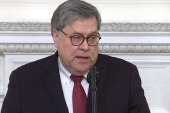 Absent Mueller conclusion on obstruction, Barr makes own ruling