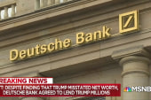 Despite defaults, Deutsche Bank kept loaning to Trump: NYT