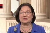 Sen. Hirono: Trump's 'cozy relationship' with Putin will continue