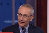 John Podesta talks AG Barr's summary of Mueller report