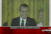 The parallels between Trump and Nixon