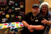#GoodNewsRUHLES: Employee with Down Syndrome celebrates 27 years at job