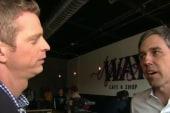 Beto O'Rourke rakes in record cash