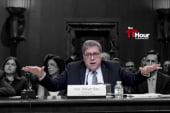 Barr echoes Trump's charge of campaign 'spying'