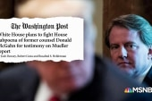 WaPo: Trump to fight House subpoena for Don McGahn to testify on Mueller report