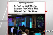 NYT: Trump's ego hindering efforts to thwart election interference