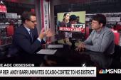 Uninvited: GOP Rep. flip-flips on Ocasio-Cortez