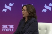 "Kamala Harris: Stop ""human rights abuse"" at the border"
