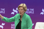 Sen. Warren on why you should vote for who you believe in