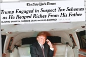 Reporting exposing Trump among 2019 Pulitzer Prize winners