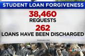 Sen. Tim Kaine talks student loan forgiveness bill