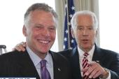 Fmr. Gov. Terry McAuliffe makes the case for Joe Biden