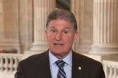 'I am considering it': Manchin may run for governor