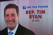 Rep. Ryan: Report not a topic of conversation with voters