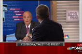Joe: Would GOP accept Dem candidate getting stolen material?