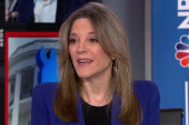 Marianne Williamson: We can turn love into a political force