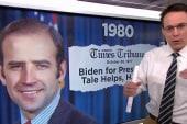 Joe Biden's history of presidential runs