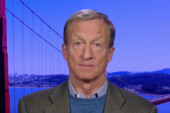 Trump blasts billionaire Tom Steyer's push for impeachment