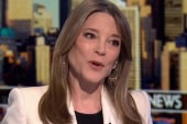 Presidential hopeful Marianne Williamson: Anything is possible 'in the presence of...'