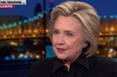 Clinton: Don't let Barr distract from focus on Mueller findings