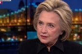 Clinton: Barr is doing the job he was hired to do