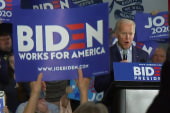 Joe Biden expands his lead in third national poll