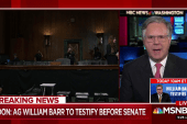 Williams: DOJ may review special counsel rules in future