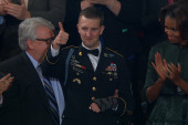 Obama honors soldier Cory Remsburg