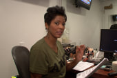 A Day in the Life of Tamron Hall