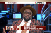 George Clinton on his struggles, successes
