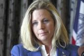 Senate candidate Liz Cheney obtains...