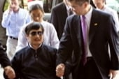 Fighting for Guangcheng