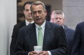 LIVE VIDEO: Boehner and GOP leaders presser