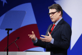 LIVE VIDEO: Gov. Perry speaks at Reagan...
