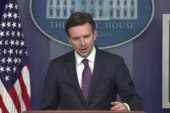 The White House responds to DHS funding stall