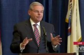 Menendez responds to news of indictment