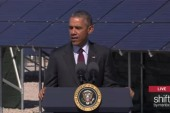 LIVE: Obama on the rise of clean energy jobs