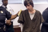 Teen held over plot to bomb school